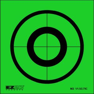 Mini Targets Green Style 2